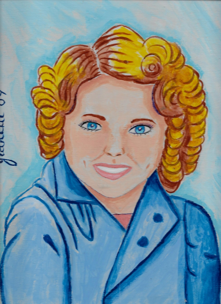 Shirley Temple by Jeanette